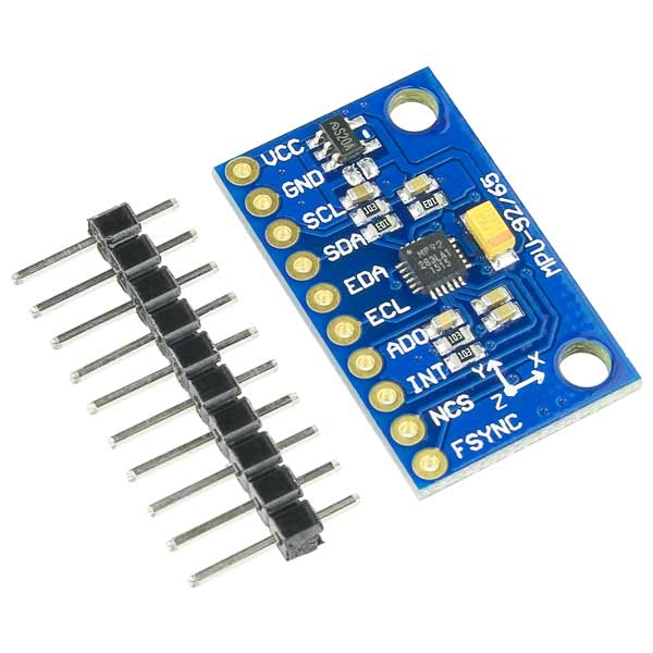 MPU-9250 9-DOF 3-Axis Accelerometer, Gyro, & Magnetometer