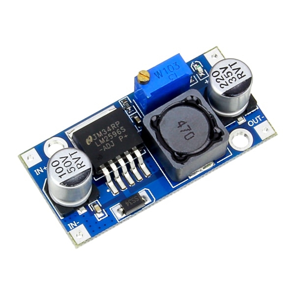 DC-DC Buck Step Down Converter Module LM2596 Voltage Regulator LM2596 10 pcs