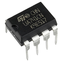 UA741 Operation Amplifier (Op-Amp)