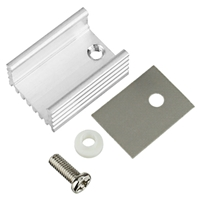 TO-220 Heat Sink Set