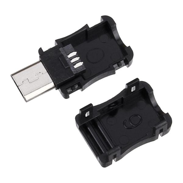 Addicore DIY Connector USB Micro-B Plug