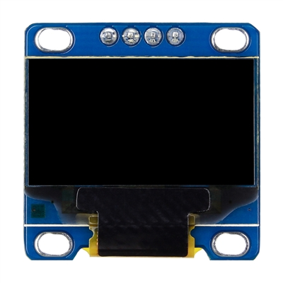 OLED Display - 128x64 0.96in Monochrome