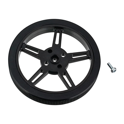 Wheel for FS90R Servo (60x8mm)