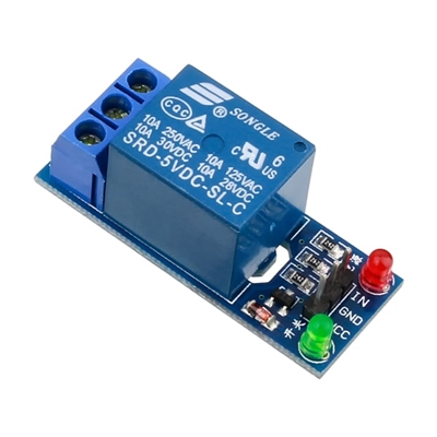 1 Channel Relay Module (Active Low Control)