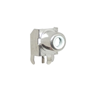 White RCA Jack. Pin compatible with CUI RCJ-01X series jacks. CUI White part number RCJ-013