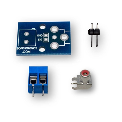 Boffintronics RCA Single Breakout Board Kit