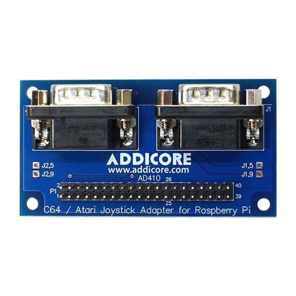 boffintronics c64 atari joystick adapter for raspberry pi rh addicore com