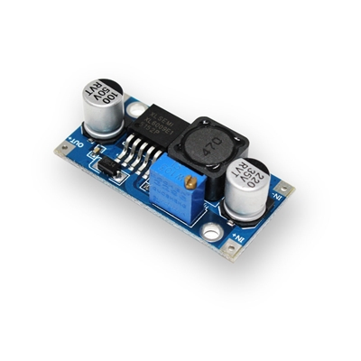 XL6009E1 Step-Up Adjustable DC-DC Switching Boost Converter