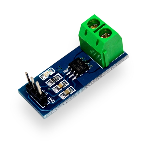ACS712 Current Sensor Module +/- 30A