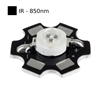 3W IR LED (850nm) on Star Board Heatsink