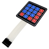 Addicore 4x4 16-key membrane switch keypad Arduino compatible