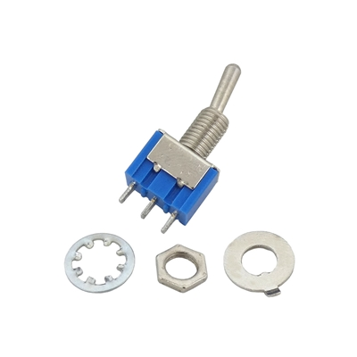 Panel Mount Toggle Switch (SPDT)