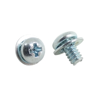 Screw 4-40 x 3/16 Phillips w/ Internal Lock Washer