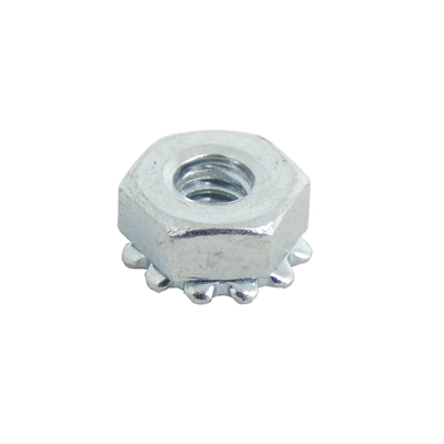 Nut 4-40 w/ External-Tooth Lock Washer