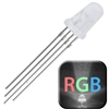 RGB 5mm (T 1-3/4) LED