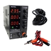 Bench Power Supply 0-30V 0-6A - NPS306W
