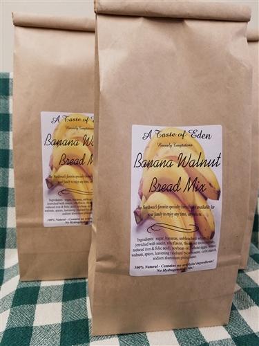 Banana Walnut Bread Mix