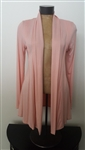 Dantelle Cardigan - Antique Rose