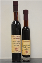 Olive Branch Apricot Brandy Dark Amber Balsamic
