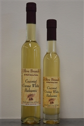 Olive Branch Coconut Creme White Balsamic