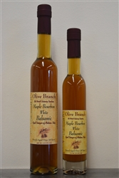 Maple Bourbon White Balsamic