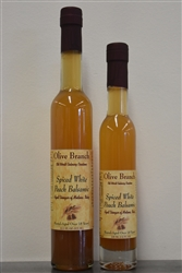 Spiced White Peach White Balsamic