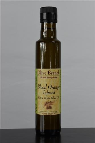 Olive Branch Blood Orange Infused Extra-Virgin Olive Oil