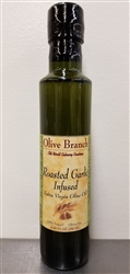 Olive Branch Roasted Garlic Infused Extra-Virgin Olive Oil