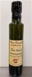 Olive Branch Thai Basil Lemongrass Infused Extra-Virgin Olive Oil