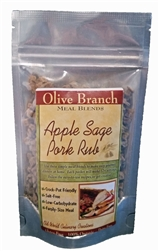 Apple Sage Pork Rub