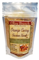 Orange Curry Chicken Rub