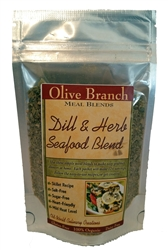 Dill & Herb Seafood Blend