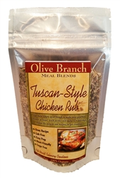 Tuscan-Style Chicken Rub