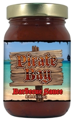 PIRATE BAY BARBECUE SAUCE