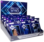 Doctor Who Diecast Tardis ONLY  Keychain