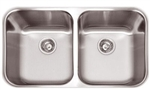 ABEY Q200U THE DAINTREE DOUBLE UNDERMOUNT SINK