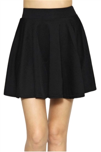 sexy black circle waist mini skirts, schoolgirl inspired mini skirts that are skater style circle and high waist, biker inspired mini skirt in punk style, costume party skater mini skirt to wear casual or going out, mini skirts, trendy, Back To School