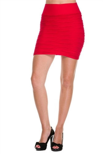 sexy_red_seamless_skirt