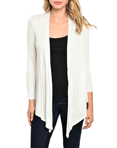 sexy_ivory_cardigan_top