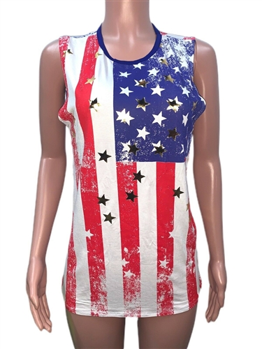 American_flag_striped_tank_top