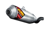 2004-2006 KTM 450 / 525EXC / MXC / SX /XC FMF Powercore 4 S/A Slip-on Exhaust (Use with Stock Headers)