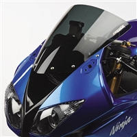 Hotbodies Racing 60901-1605 Dark Smoke Stock Replacement SS Windscreen
