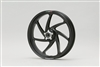 "ALL Ducati Desmosedici RR Marchesini Forged Magnesium GENESI - M7R 17"" x 3.50"" Front Wheel - Matte Black (FS71398NO)"