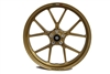 "2006-2008 Ducati Monster S4RS / Monster S4R Testastretta Marchesini Forged Magnesium CORSE SBK Design - M10R 17"" x 3.50"" Front Wheel - Gold (F71246350ORO)"