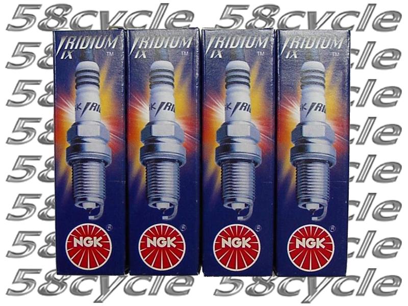 NGK Iridium Spark Plug For Honda 1994 CBR600 FR