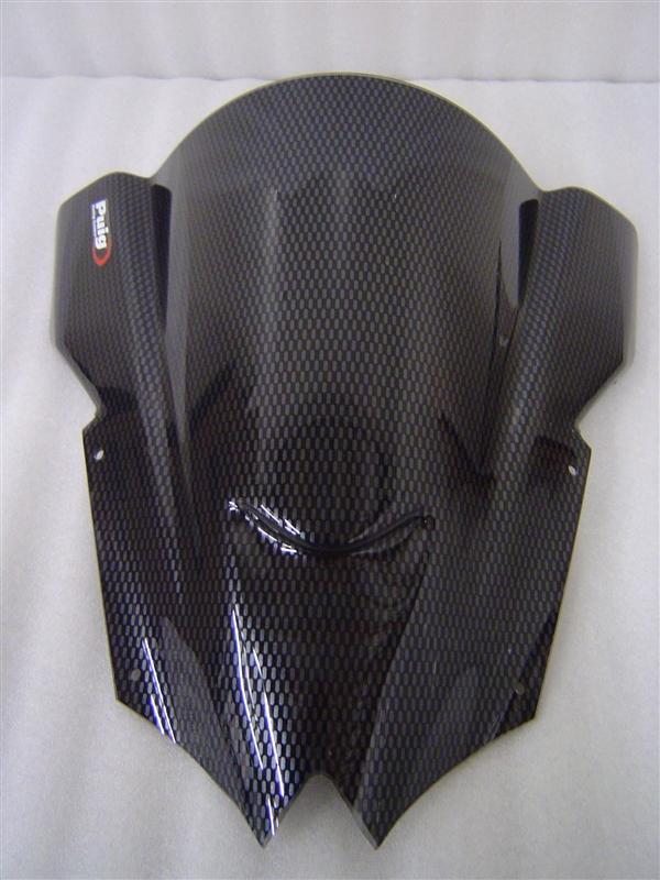 PUIG 4635C Z Racing Windscreens Carbon