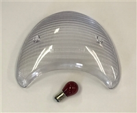 Clear Alternatives 1999-2005 Ducati Super Sport Clear Tail Light Lens