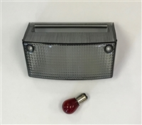 Clear Alternatives 1994-2007 Kawasaki EX250 Smoke Tail Light Lens - Middle Lens Only
