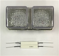 Clear Alternatives 2000-2006 Honda RC51 Clear Tail Light with Integrated Signals