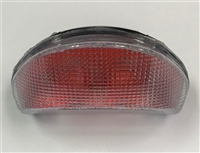 Clear Alternatives 2000-2005 Kawasaki ZX12R Clear Tail Light